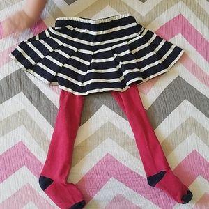 12-18m Gap skirt